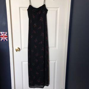 Byer Too! Vintage formal dress Size S